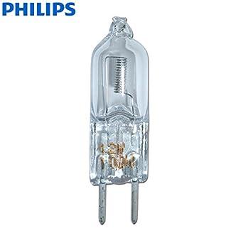 Philips Halogenstiftsockellampe 100 Watt GY6.35 12V