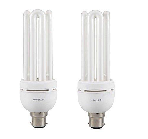 Retrofit 35 Watt CFL Bulb (Cool Day Light,Pack of 2)
