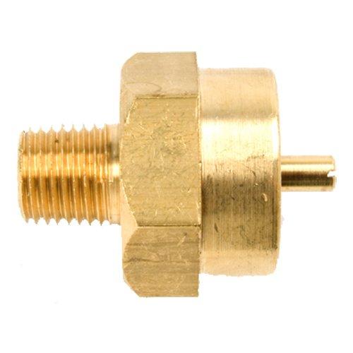 """Mr. Heater F273754 1/4"""" Male Pipe Thread X 1""""-20 Female Throwaway Cylinder Thread Fitting"""