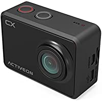Activeon CX CCA10W 5.0 MP HD Action Camcorder (Black)
