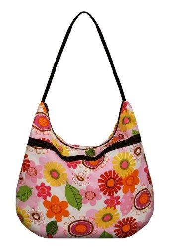 Weehers Wet Bag - Hobo Bag - Flower Child