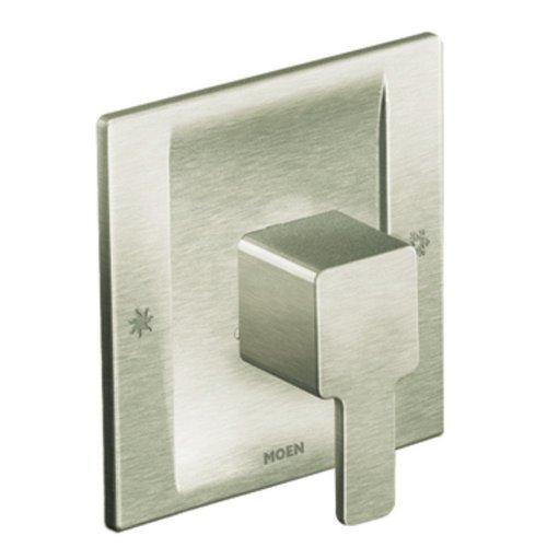 Moen TS3711BN 90 Degree Moentrol Tub/Shower Valve Only Faucet, Brushed Nickel