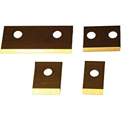 EZ-RJ PRO HD Replacement Blade Set 4 pc clamshell