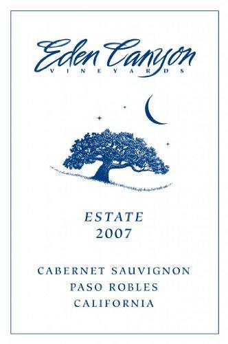 2007 Eden Canyon Vineyards Estate Cabernet Sauvignon 1.5 L Magnum