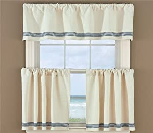 Amazon Com Portsmouth Window Valance Caf 233 Curtain French