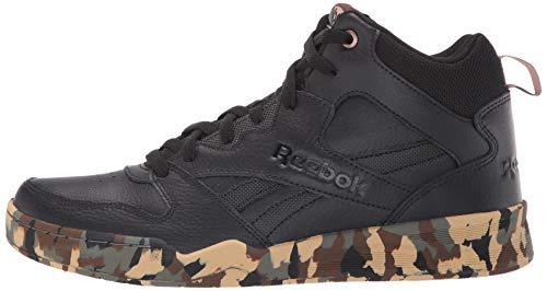 Reebok Men's Royal BB4500 HI2 Basketball Shoe, Black/Camo, 11.5 M US