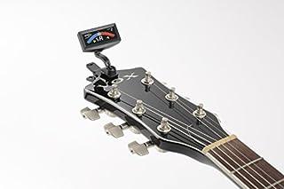 KORG ギター/ベース用クリップ型チューナー Pitch Crow-G AW-4G-BK ブラック