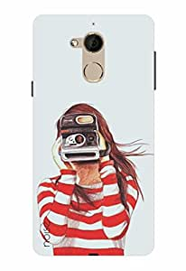 Noise Designer Printed Case / Cover for Coolpad Note 5 / Patterns & Ethnic / Capture Design