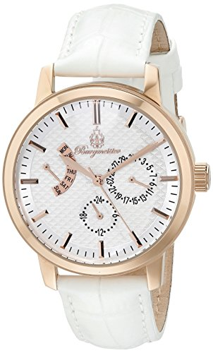 Burgmeister Reloj de mujer de cuarzo Baton Rouge, BM218-316