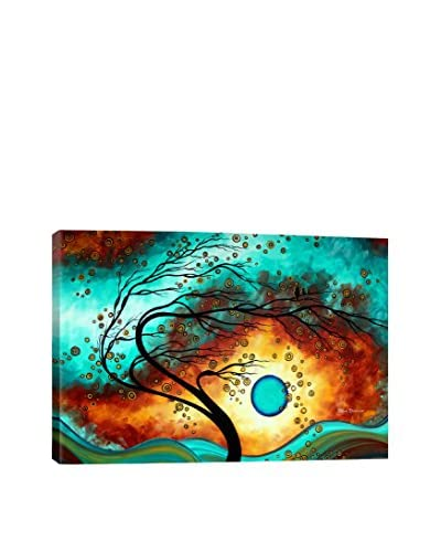 Megan Duncanson Family Joy Gallery Wrapped Canvas Print