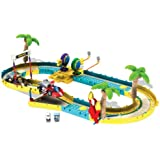 Mario Kart Wii K'NEX Building Set #38155 Mario & Donkey Kong Beach Race