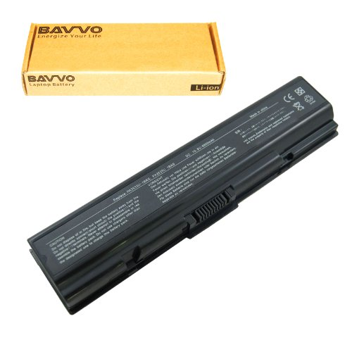 Toshiba Satellite A505-S6017 A505-S6025 A505-S6033 A505-S6034 A505-S6980 Laptop Battery - Premium Bavvo® 9-cell Li-ion Battery
