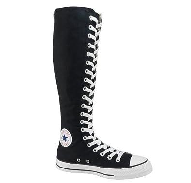 Amazon.com: Converse Chuck Taylor All Star XX Hi Black Zipper men's 7