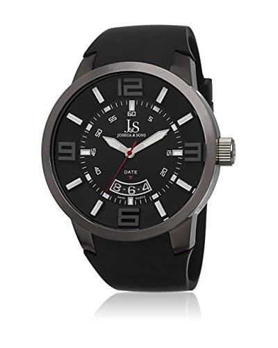 Joshua & Sons Reloj con movimiento cuarzo suizo Man 49mm