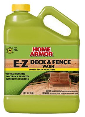 Home Armor FG505 E-Z Deck and Fence Wash, 1-Gallon (Wood Deck Cleaner compare prices)