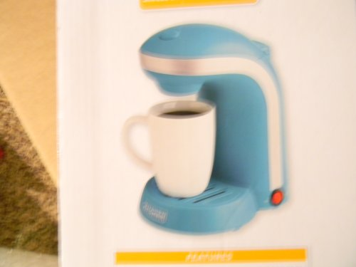 Kitchen Electives Colors Single Serve Coffee Maker - Teal
