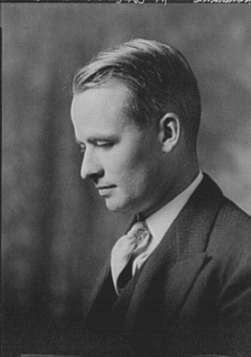1928 Photo Lewis, W.S., Mr., Vintage Black & White Photo E342