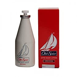 Old Spice After Shave Lotion - Original (Pack of 2) 150 ml