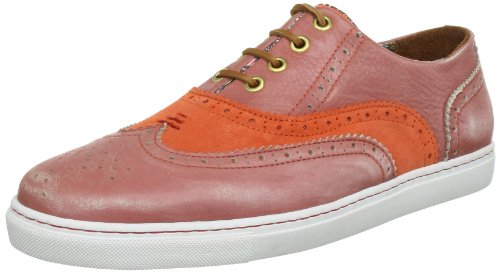 NOBRAND Arthur Brogue Men Orange Orange (orange 9840) Size: 8 (42 EU)
