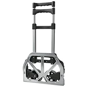 Amazon.com: Travel Smart by Conair Heavy-Duty Luggage Cart: Health