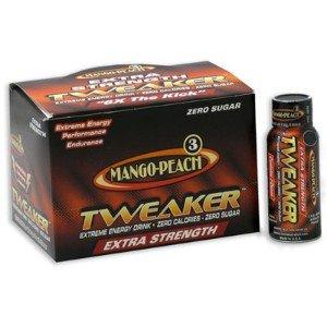 24 Tweaker Extreme Energy Drinks - Extra Strenth - Mango-peach 24/2oz (Tweaker Energy Mango compare prices)