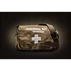 Pre Order Certificate - Officially Licensed AMC The Walking Dead Survival Kit