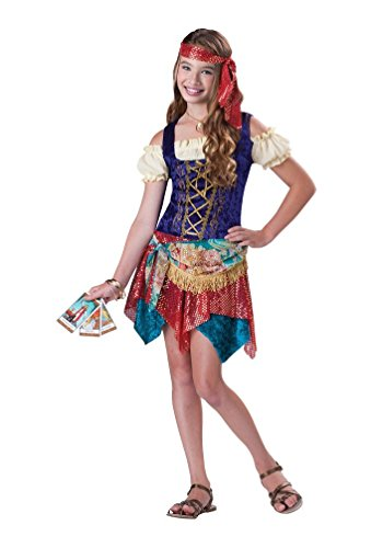 Gypsys Spell Tween Costume - Small