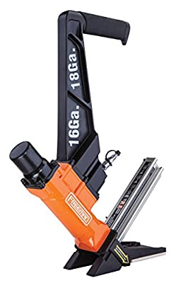 Freeman PF1618GLCN 3 in 1 16 & 18 Gauge Cleat Flooring Nailer for any type of Nail Down Flooring