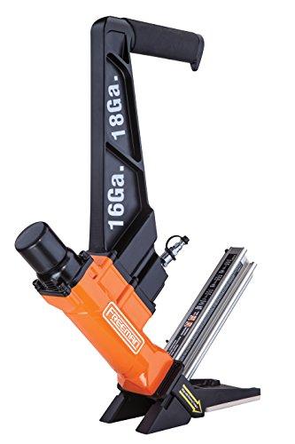Freeman pf1618glcn 3 in 1 16 18 gauge cleat flooring for 18 gauge hardwood floor nailer