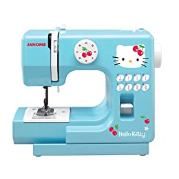 Hello Kitty Sewing Machine - Blue