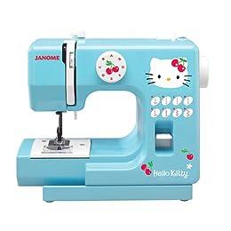 Hello Kitty Sewing Machine - Blue