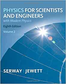 Physics for scientists and engineers by serway