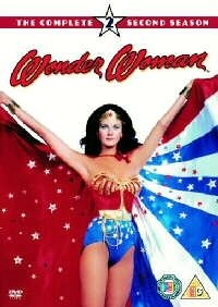 Wonder Woman - Season 2 [DVD]