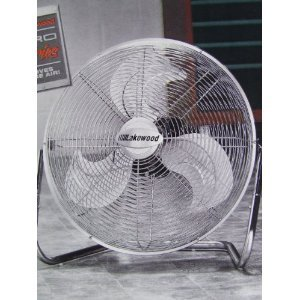 Lakewood Pro Series 21 High Velocity 3 Speed Floor Fan