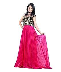 KB Fashion Pink Work Choli