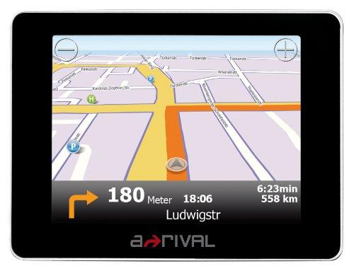 A-Rival XEA35 Navigationssystem (8,9 cm (3,5