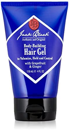 Jack Black Body Building Hair Gel 118ml: Amazon.co.uk: Beauty