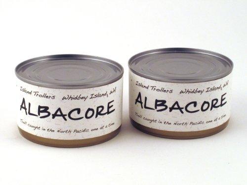albacore-tuna-troll-caught-dolphin-safe-sashimi-grade-north-pacific-pack-of-2-original-212-g-75-oz-e