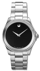 Movado Junior Sport Men's Stainless Steel Quartz Watch 0605746