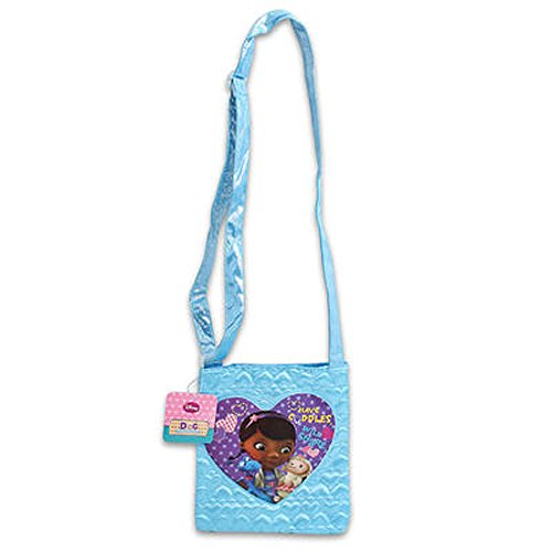 Disney Doc McStuffins Crossbody Purse