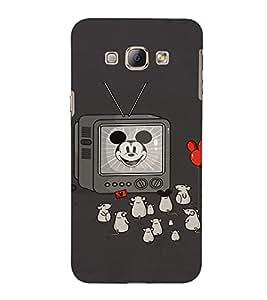 EPICCASE Mick Mouse(s) Mobile Back Case Cover For Samsung Galaxy A3 (Designer Case)