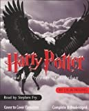 Harry Potter and the Prisoner of Azkaban (Book 3 - Unabridged 8 Audio Cassette Set - Adult Edition)