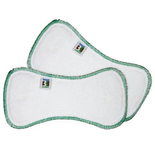 Best Bottom Stay Dry Overnight Inserts, Small, 2 Count