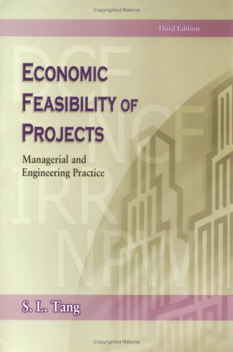 Economic Feasibility of Projects: Managerial and...