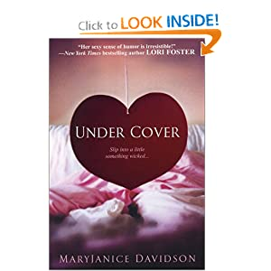 Under Cover MaryJanice Davidson