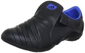 adidas Mactelo Q34031, Herren Kampfsportschuhe, Schwarz (Black 1 / Prime Blue S12 / Black 1), EU 40 2/3 (UK 7)