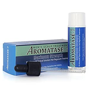 Aromatase-7 Hair Regrowth Minoxidil Treatment