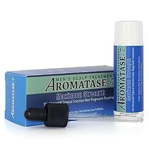 Aromatase-7 Hair Regrowth Minoxidil Treatment