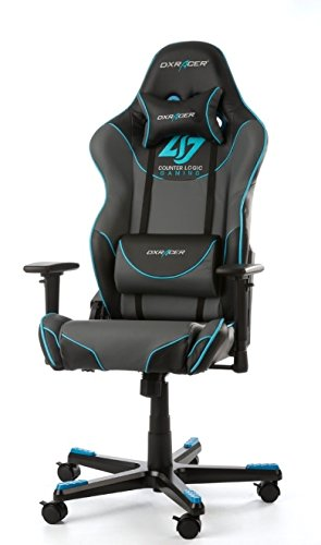 DX Racer Racing Series Gaming Chair - Counter Logic Gaming