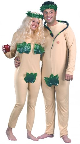 Adam and Eve Adult Costume - Adult Std.